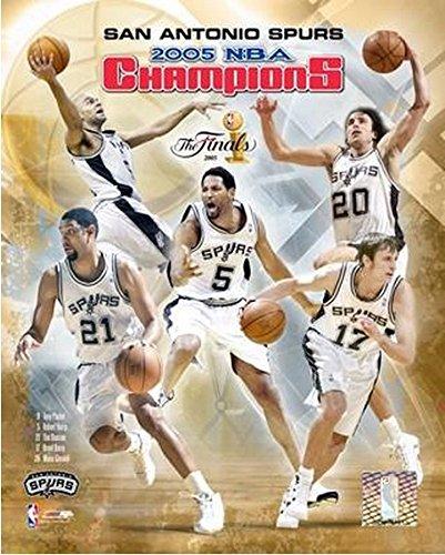 San Antonio Spurs 2005 NBA Championship  - Spurs Photo Shopping Results
