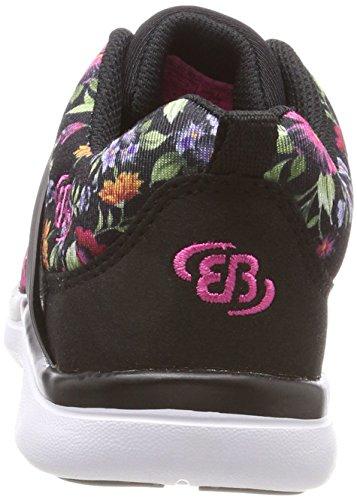 Bruetting Schwarz Schwarz Sneaker Damen Pink Ambrosia qYrwfgq