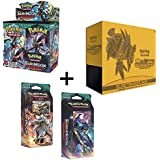 Pokemon Sun & Moon Guardians Rising: Booster Box, Elite Trainer, and Both Theme Decks!