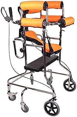 Lxn Andador Anciano/Ayuda para Caminar/Andador de pie/Pierna ...