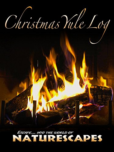 Christmas Log - Christmas Yule Log - Naturescapes