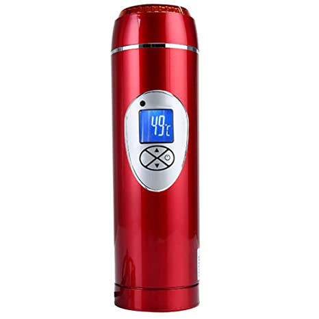Amazon.com: AWAKMER - Vaso de viaje para café, botella de ...