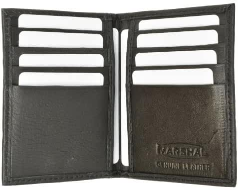 Genuine Soft Leather Front ID and Credit Card Holder by Marshal