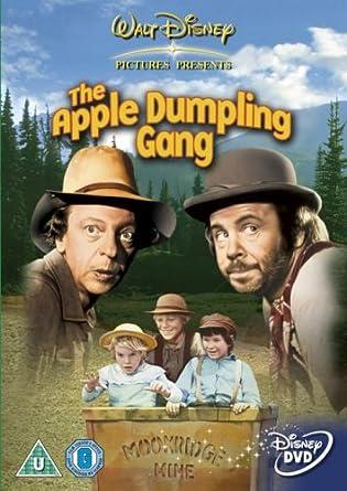 The Apple Dumpling Gang Uk Import Amazon De Dvd Blu Ray