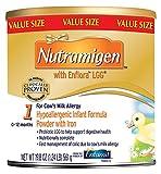 Enfamil Nutramigen Infant Formula - Hypoallergenic & Lactose Free Formula with Enflora LGG  - Powder Can, 19.8 oz