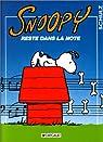 Snoopy, tome 23 : Snoopy reste dans la note par Monroe Schulz
