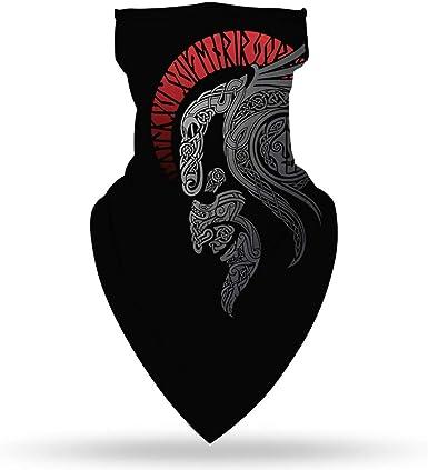 Naruto Symbols Multifunctional Snood Scarf