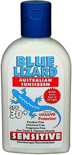 Blue Lizard Sensitive Sunscreen SPF 30+-8.75 oz