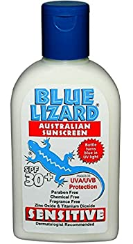 Blue Lizard Sensitive Sunscreen SPF 30+-8.75 oz