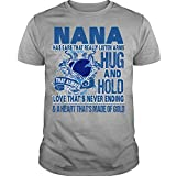 Best Special Family Shirt Store Friend T Shirts - Crazy Fan Store Nana Has Ears That Really Review
