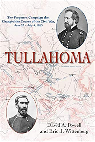 Gettysburg Graduation 2020.Tullahoma The Forgotten Campaign That Changed The Civil War