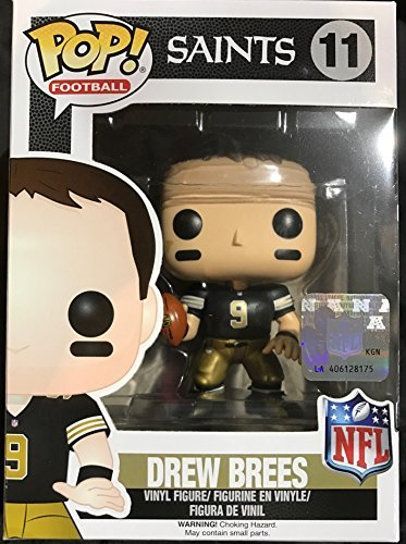Funko Pop! Football New Orleans Saints Drew Brees #11 (Toys R Us - Football Pop