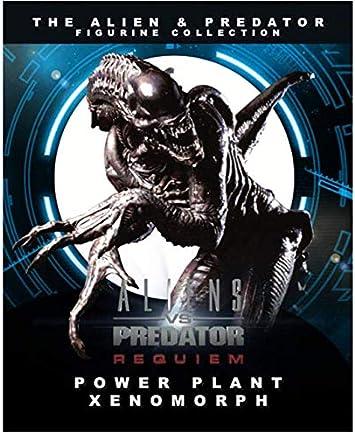 EAGLEMOSS Alien e Predator PERSONAGGI RACCOLTA-Kraftwerk XENOMORPH personaggio