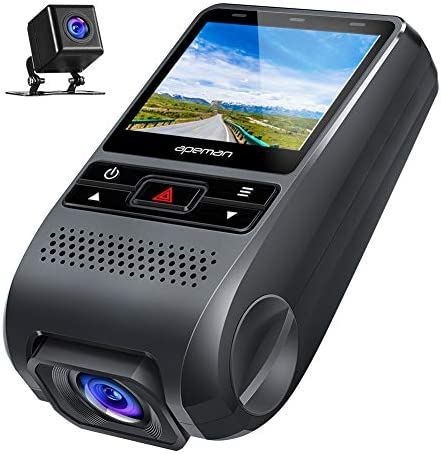 APEMAN Support Detection G Sensor Recording product image