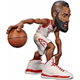 ICONai Small-Stars JAMES HARDEN 11-inch Smart Collectible NBA Figure [ONLY ~200 FIGURES PRODUCED Houston Rockets Association Edition Jersey NBA 2017-18] SPECIAL ARTIST-AUTOGRAPHED CERT PACK
