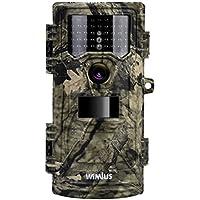 WiMiUS Hunting Trail Camera Game Cameras 20MP 1080P 2.4