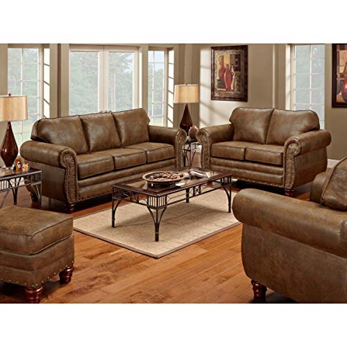 (American Furniture Classics 4-Piece Sedona Sleeper Sofa )