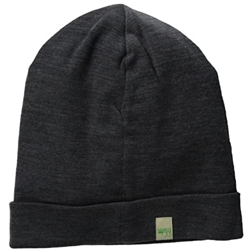 Beanie in Wool - Grey Selected B2885kCoJ6