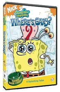 Spongebob Squarepants - Where's Gary?
