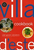 Front cover for the book Villa D'este Cookbook by Jean Govoni Salvadore