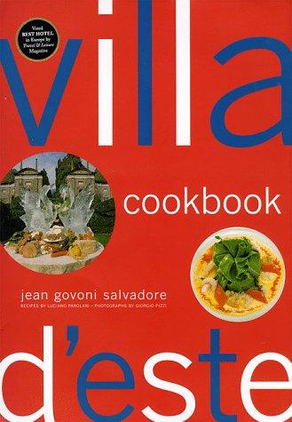 Villa D'este Cookbook