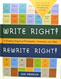 Write Right! Rewrite Right! A Desktop Digest of Punctuation, Grammar, and Style