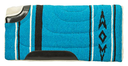 Weaver Leather Fleece Lined Acrylic Cut Back Saddle Pad