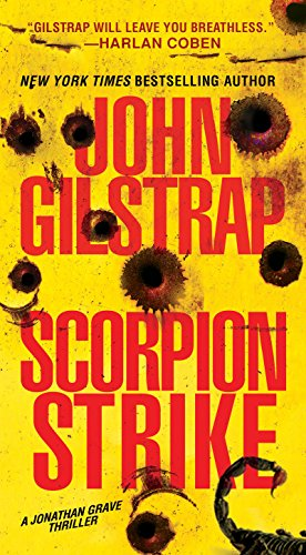 (Scorpion Strike (A Jonathan Grave Thriller Book 10))