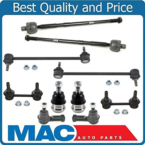Ball Joints Tie Rods Sway Bar Links for Mitsubishi Eclipse 06-12 Galant 04-12