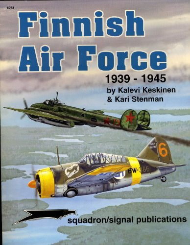 Finnish Air Force 1939-45 - Aircraft Specials series (Finnish Air)