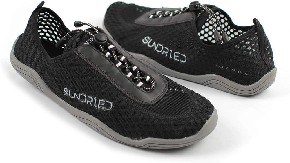 Sundried Chaussures Pieds Nus Gym Hommes pour la Course Yoga Skipping Super l/éger Athletic Trainers
