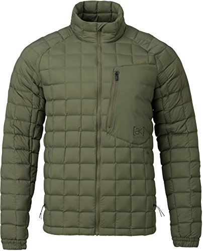 Burton Men's AK Bk Lite Insulator Top, Dusty Olive, Large