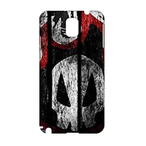 Angl 3D Horrible Skull Phone For Case Iphone 4/4S Cover