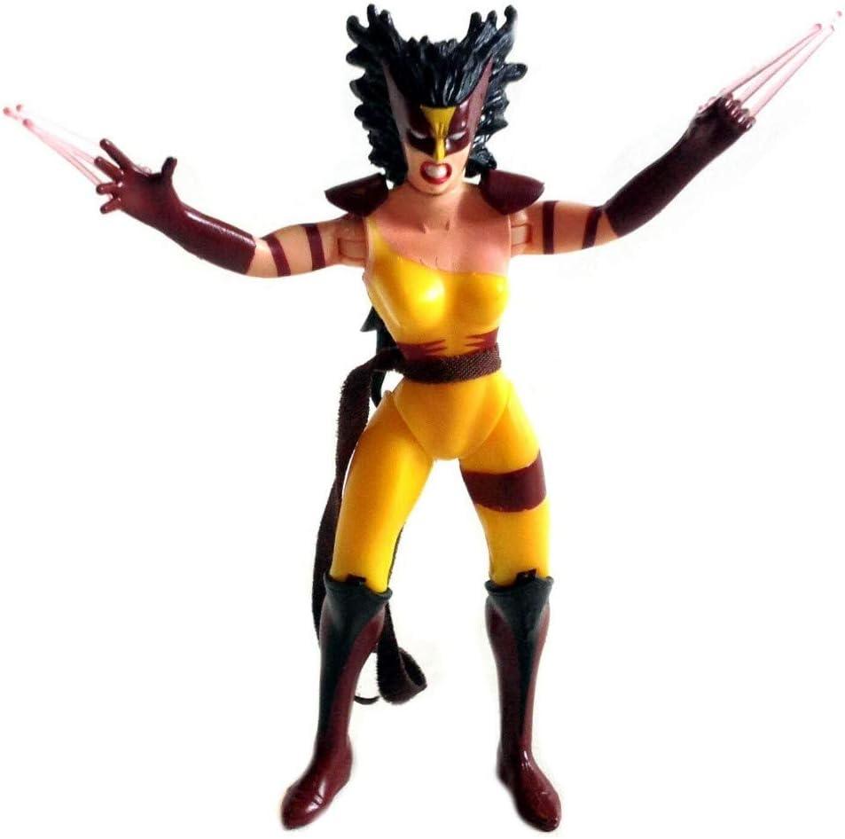 Feral Wolverine 10 Figure by Marvel Toy Biz