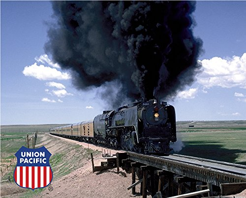 A-Trains Union Pacific FEF-3#8444 8