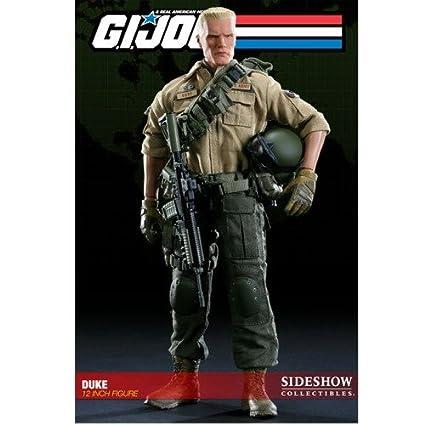 Amazon.com: GI Joe figura de acción de Sideshow Collectibles ...