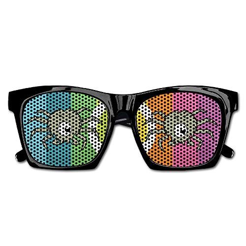 Retro Party Sunglasses Spider Monster Resin Frame Wedding Sunglasses Eyewear For Men Women