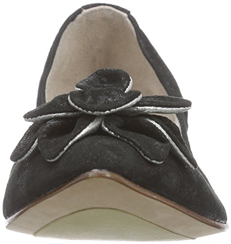 Flats Blk Camilla Women's Ballet Black Bloch qgt67R