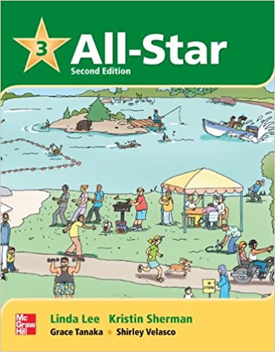 Book All-Star 3 Student Book w/Work-Out CD-ROM