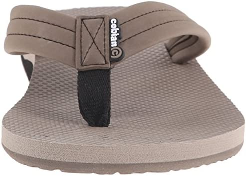 bfbae1998905e Cobian Men's Aqua Jump Flip Flop, Clay, 13 UK/13 M US: Amazon.com