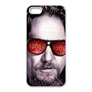 iphone5 5s White The Big Lebowski phone cases&Holiday Gift