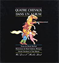 Quatre chevaux dans un album par David McNeil