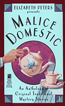 Malice Domestic; an Anthology of Original Traditional Mystery Stories 1416503102 Book Cover