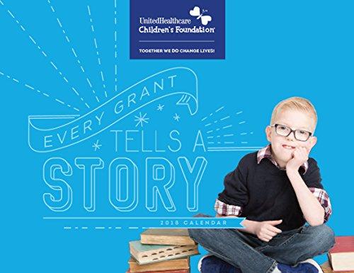 2018 Unitedhealthcare Children S Foundation Kidspiration Wall Calendar