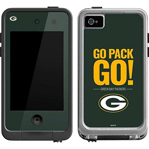 Green Bay Packers LifeProof fre iPod Touch 4th Gen Skin - Green Bay Packers Team Motto | NFL X Skinit Skin by Skinit