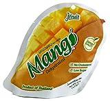 dry fruit packets - Freeze Dried Fruit Bulk , Durian / Jackfruit / Cantaloupe / Coconut / Mango - 65g (2.29 Oz) (Mango)