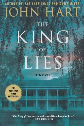 Book cover for The King of Lies