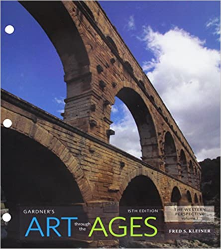 bundle gardners art through the ages the western perspective volume i 15th lms integrated for mindtap art 1 term 6 months printed access the ages the western perspective 15th