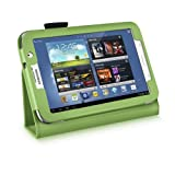 Minisuit Classic Case with Handstrap for Samsung Galaxy Note 8.0 N5100 (Green)