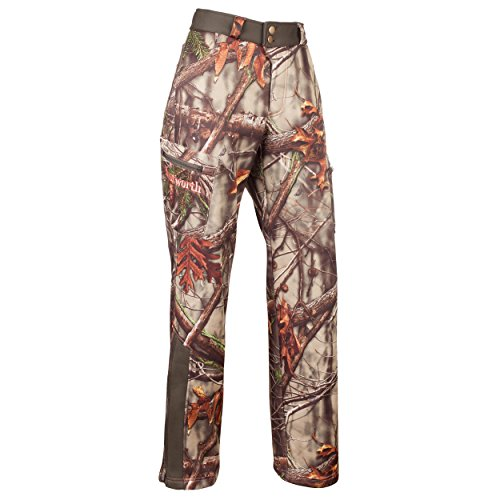 Huntworth Women's Soft Shell Pants, Oak Tree -